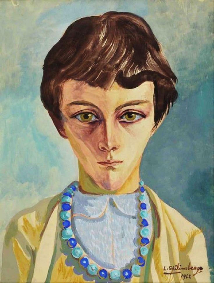 Cara de Niña (1962) Lino Eneo Spilimbergo