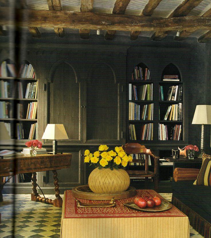 US Interior Designs: RICHARD SHAPIRO ~ DESIGN IN MALIBU