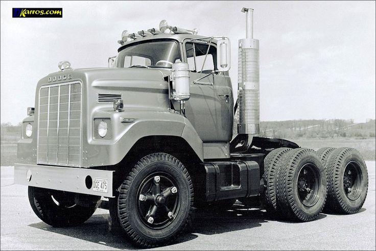 Antique Tractor Horns : Dodge big horn vehicles pinterest old trucks