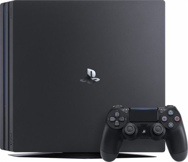 Sony - PlayStation 4 Pro Console - Front Zoom