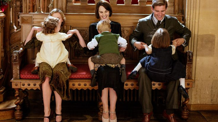 Downton stars playing with babies. Oh my word-- See candid images of Downton Abbey's stars on set in the Episode 9 slideshow and watch full episodes of Downton Abbey Season 5 online for a limited time at MASTERPIECE on PBS. #DowntonPBS