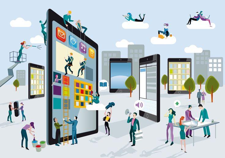 Hacerse con las competencias digitales: misión para la ciudadanía del siglo XXI