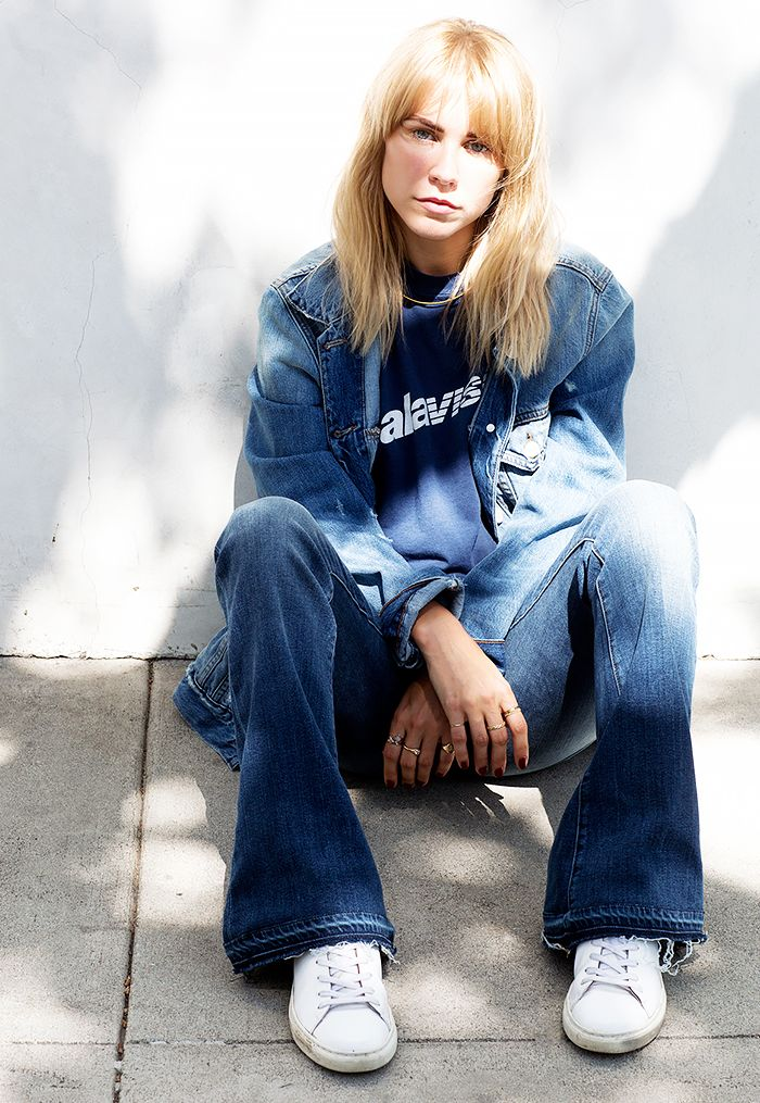 485 best images about Flare jeans/sneakers on Pinterest | Lauren ...