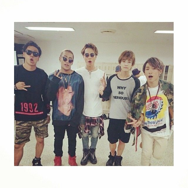 Tosaka Hiroomi & Iwata Takanori & Yamashita Kenjiro & Naoto & Elly