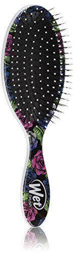 Wet Brush Pro Detangle Hair Brush, Sugar Skulls Purple   Your #1 Source for Beauty Products