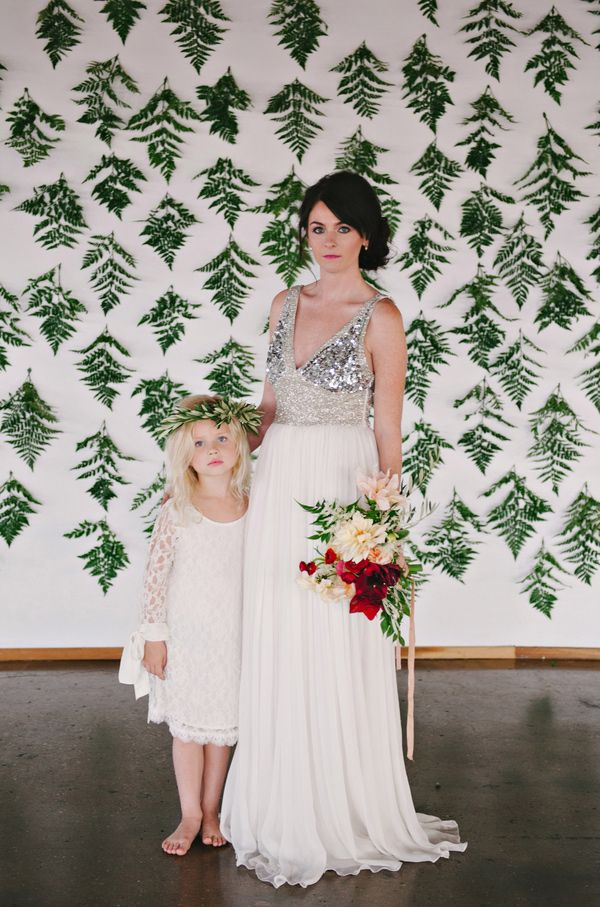 Snippets, Whispers and Ribbons – 5 Flower Girl Must Haves. Number 1 of course is the dress!
