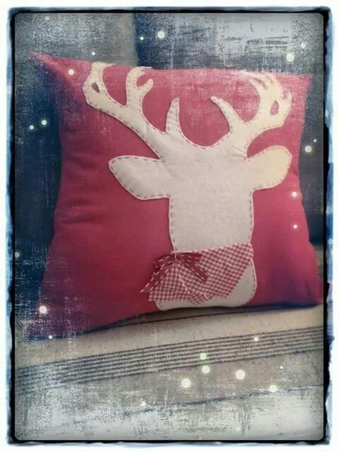 pillow cushion for Christmas
