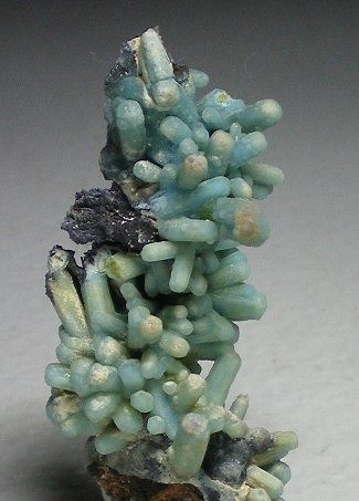 Plumbogummite on Pyromorphite