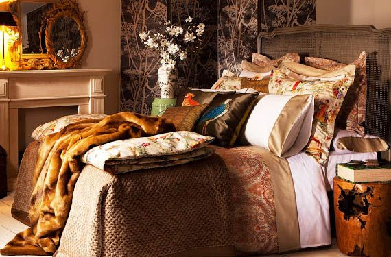 Zara Home Se Inspira En El Lejano Oriente