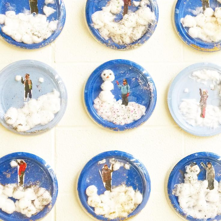 95 Best Images About Snow Globe On Pinterest