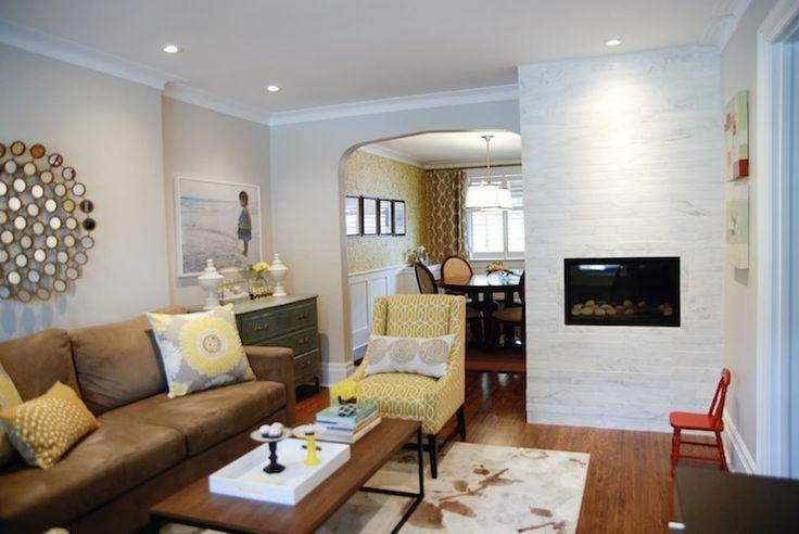 Rambling Renovators Living Rooms Para Paints Cashmere Pier 1 Imports Gold Circles
