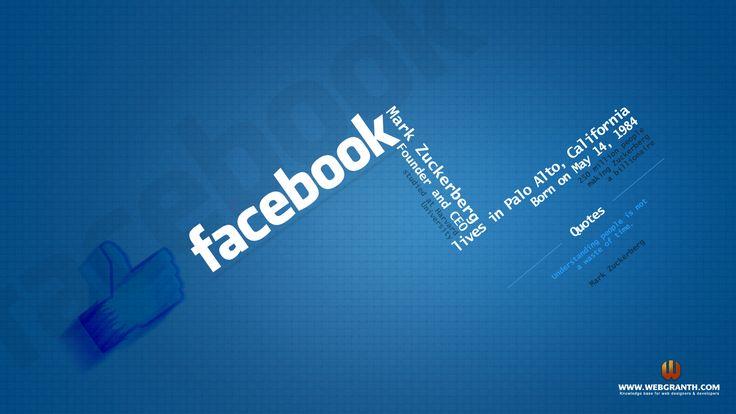 Facebook Wallpaper   Collection of Best Facebook Wallpaper 2012