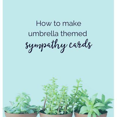 Social Stampers tutorial for sympathy cards that aren't floral. Using Stampin' Up! weather together stamp set and framelits dies. Read about it on the blog: www.socialstampers.com/blog