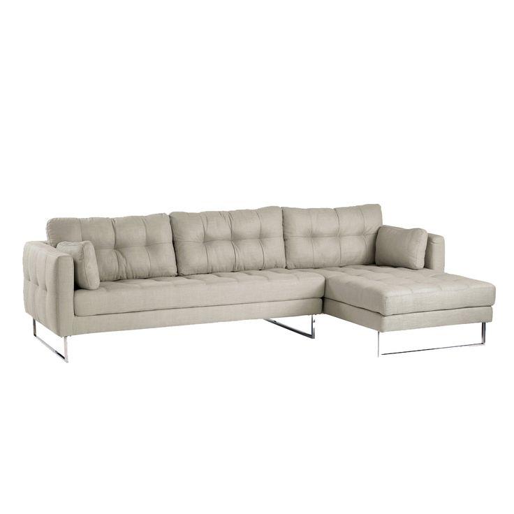 Price Of Corner Sofas: 25+ Best Ideas About Grey Corner Sofa On Pinterest
