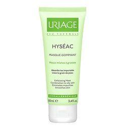Uriage Hyseac, maseczka, łagodząca, pilingująca, 100 ml polecacallmeblondi (podobno zluszcza, oczyzcza, mozna jako maska lub peelung)
