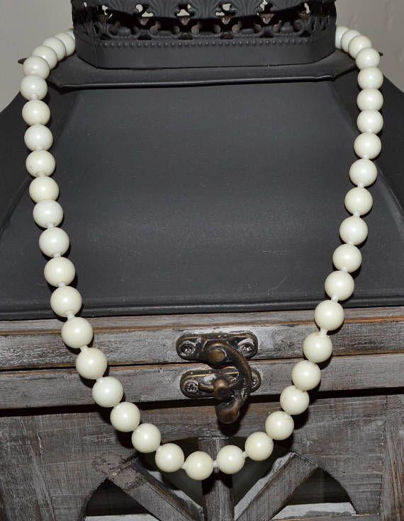 $45 Vintage 1950's Original Pop Beads Fashion Fad Beads