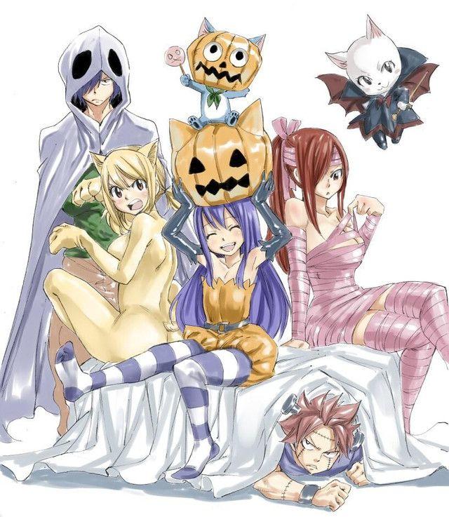 Un Halloween con Hiro Mashima