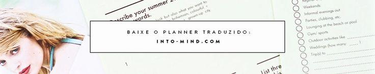 Planeje o seu armário-cápsula: baixe o planner traduzido do blog into-mind.com