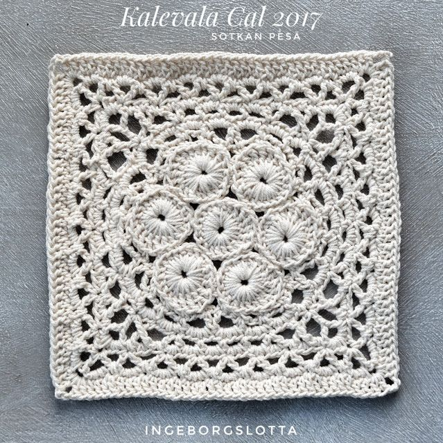 Kalevala Cal Sotkan pesä - Bluebill's nest