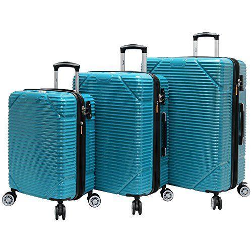 Huge saving on Lucas Luggage 3 Piece Hard Case Rolling Suitcase Set  Huge saving on Lucas Luggage 3 Piece Hard Case Rolling Suitcase Set  Expires Jul 22 2017