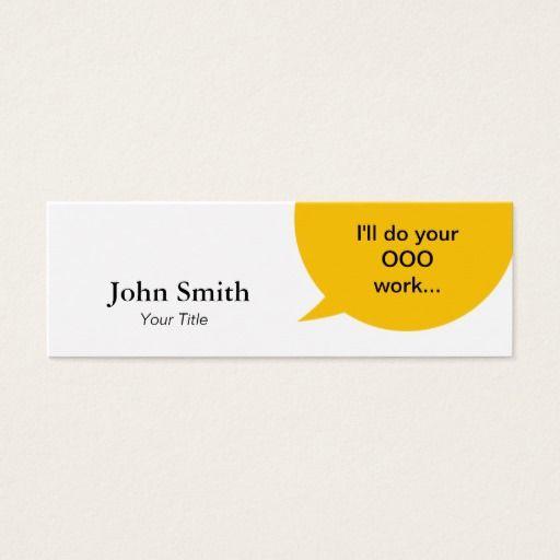 Best Freelancer Business Cards Images On