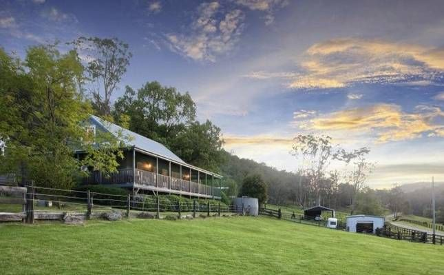 Ravensrock Farm | Yarramalong, NSW | Accommodation