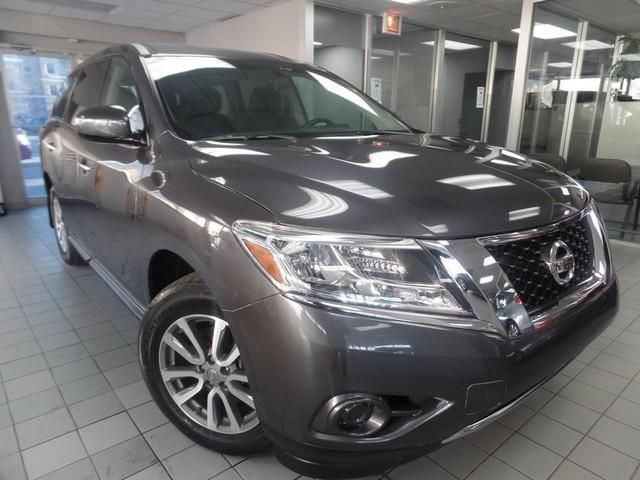 Used 2014 Nissan Pathfinder S
