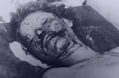 bonnie and clyde photos uncensored   The deaths of Bonnie & Clyde at the hands of the lawmen