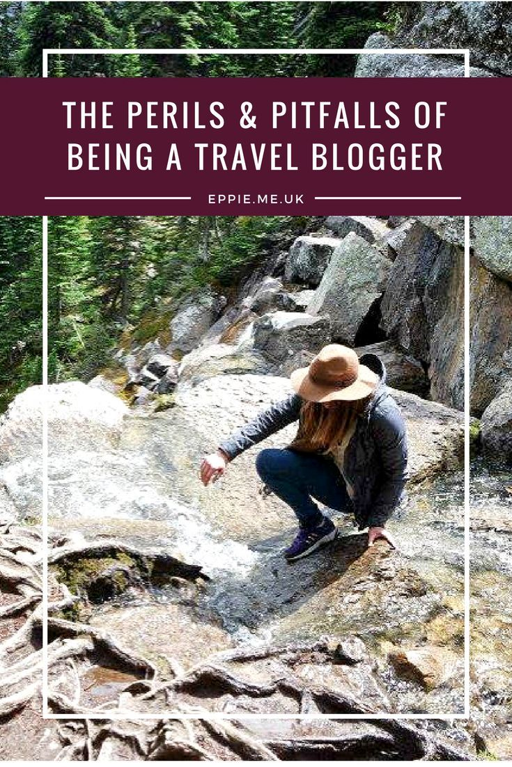 The unglamorous side of being a travel blogger with some numerous outtakes!