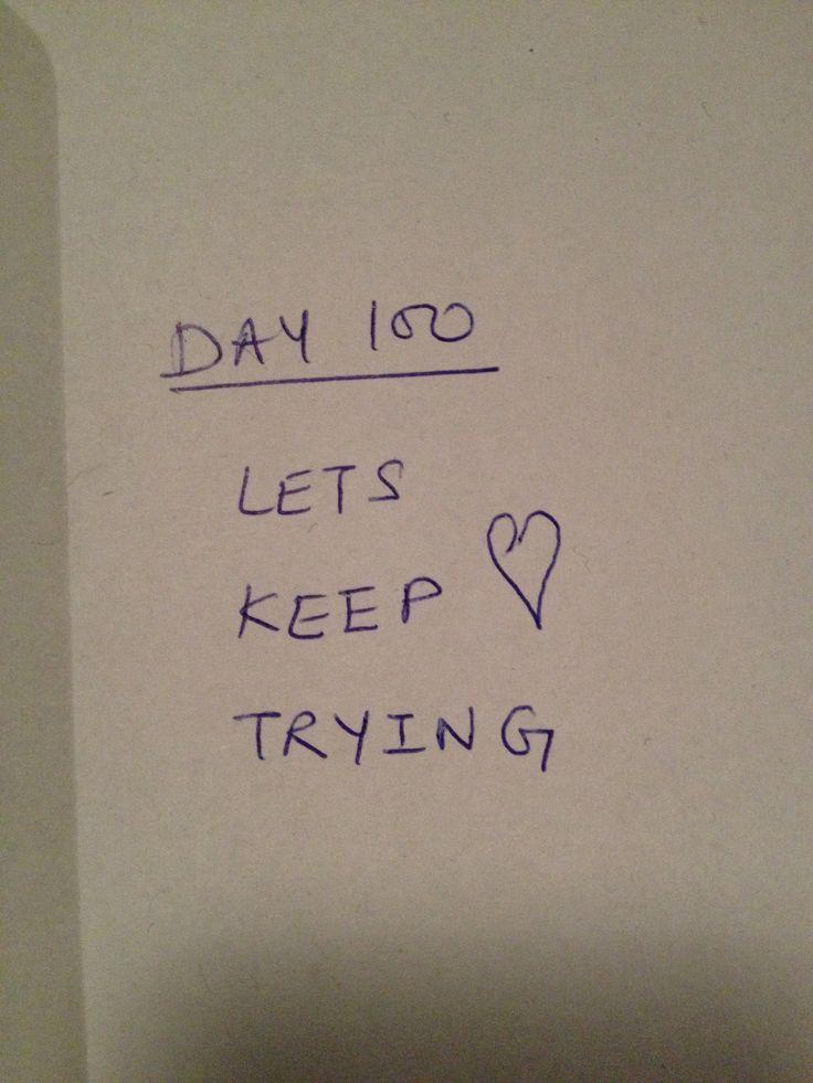 Haiku- day 100