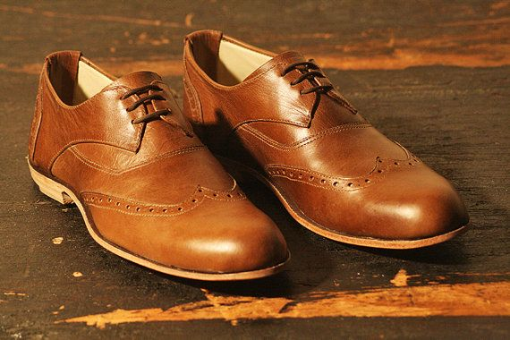 Miles and Louie Henderson Derby Shoe by MilesandLouie on Etsy, $120.00