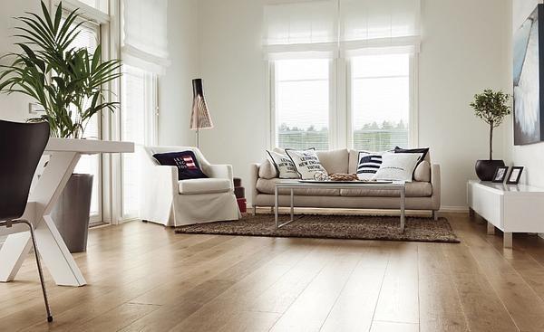 podłogi drewniane dąb