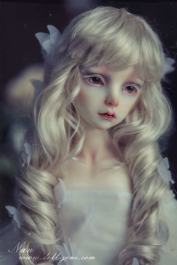 BJD Nan girl 56cm Boll-jointed doll_DZ Giant Baby(56cm