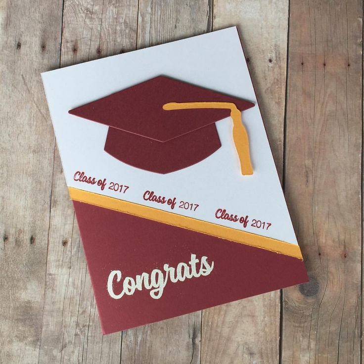 "90 Likes, 4 Comments - @thereisacardforthat on Instagram: ""Finished up a couple more  Graduation Cards with stamps and dies from @papertreyink Love making…"""