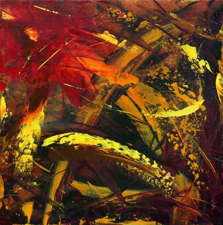 Acrylic on canvas - 0:80 mt x 0:80 mt. Gustavo A. Villegas H guscausaefecto@gmail Cel: (57) 313 432 7154 Fijo: 460 12 45