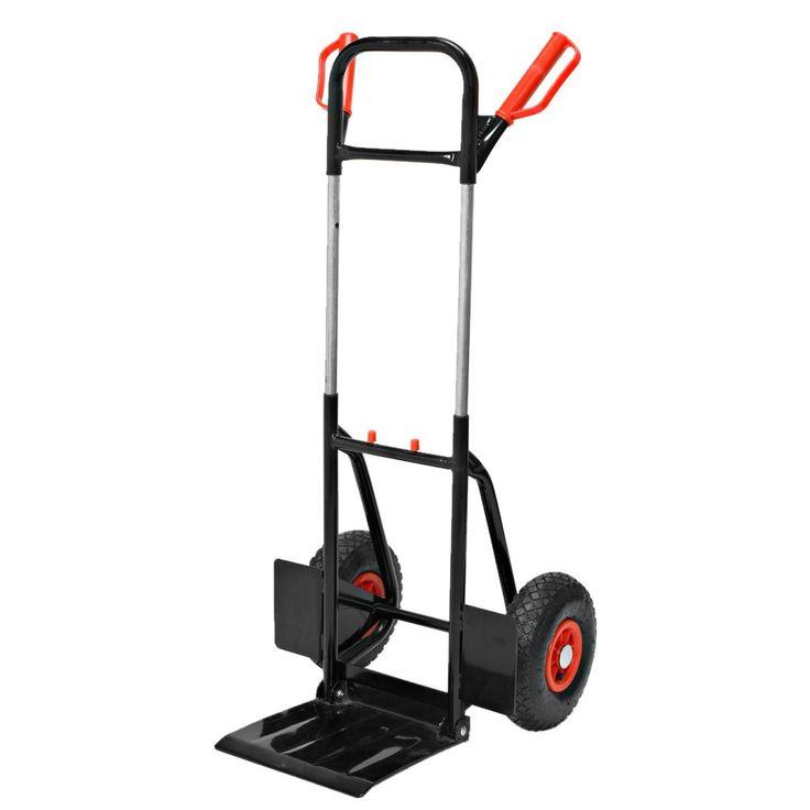 Magasinkärra 250 kg | HAMRON | Jula  299 SEK