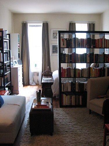 I love small apartments