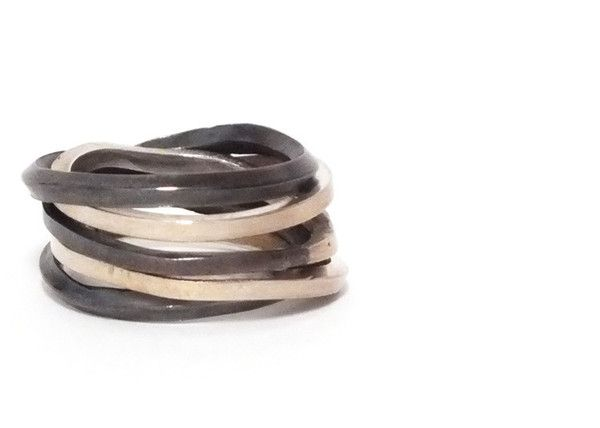 Why have a run of the mill mass produced ring with dubiously sourced material when you could have a unique ring made right here in New Zealand using consciously