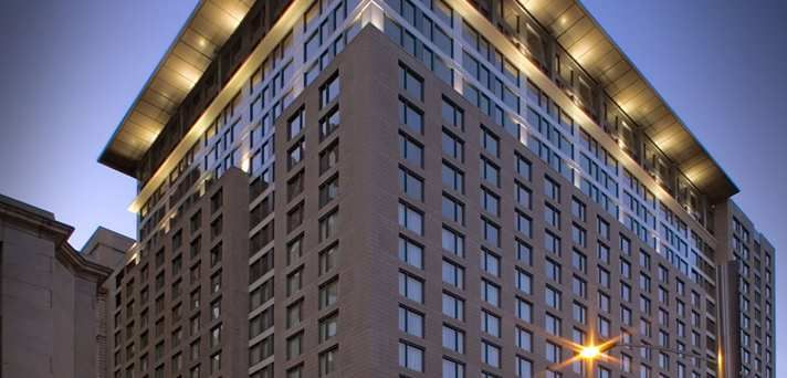 Enjoy 2 nights at the Embassy Suites in Montreal