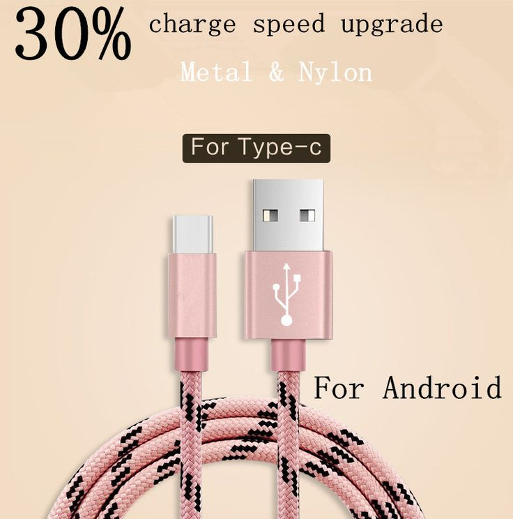New Sale Type-C & Micro USB Cable With Braided Stylus Cables USB Charger For Samsung XIAOMI HUAWEI Andriod Phone Micro Usb Cable //Price: $US $5.99 & FREE Shipping //     #samsung