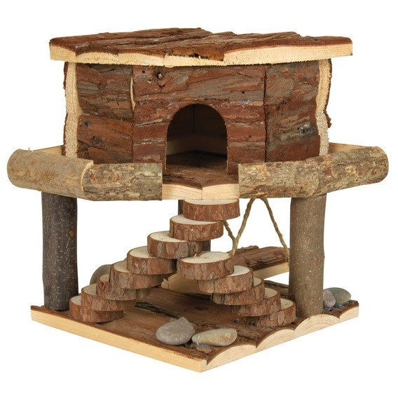 maison pour rongeurs / hamster house  http://www.zoomalia.com/animalerie/maison-ida-p-10793.html