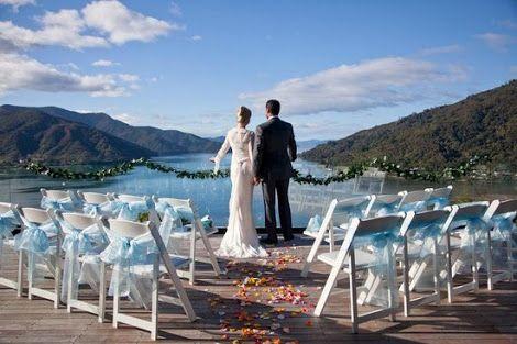 The sounds retreat wedding venue nz