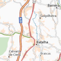 Mapa Perulheira - plano Perulheira- ViaMichelin