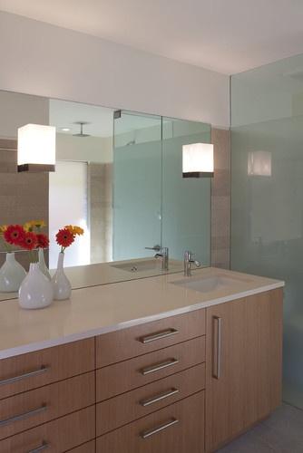 86 best cabinets bamboo bathroom vanities images on for Modern bamboo bathroom vanity