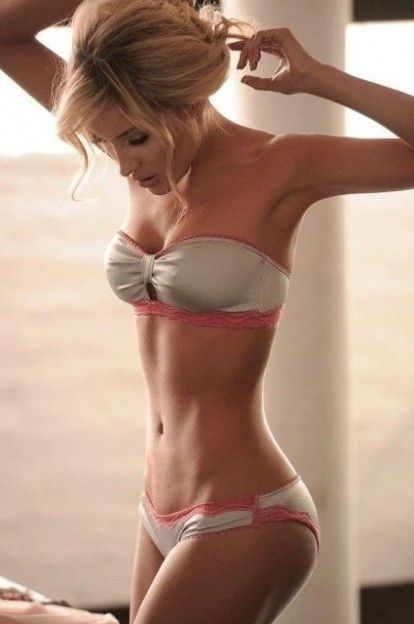 This is how you look awesome... http://media-cache2.pinterest.com/upload/11540542765349719_aMSTePfQ_f.jpg maudehawley exercise more