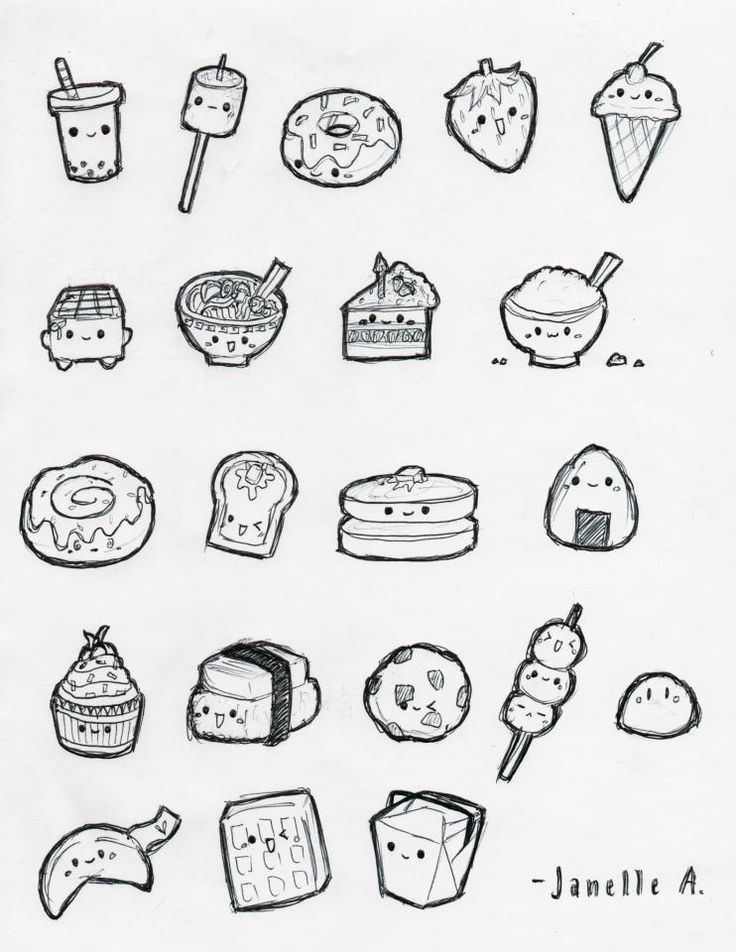 16 best dibujos images on Pinterest   A bunny, Avocado and ...