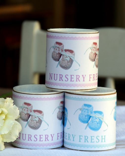 Freshen up your nursery. Available in Boys and Girls