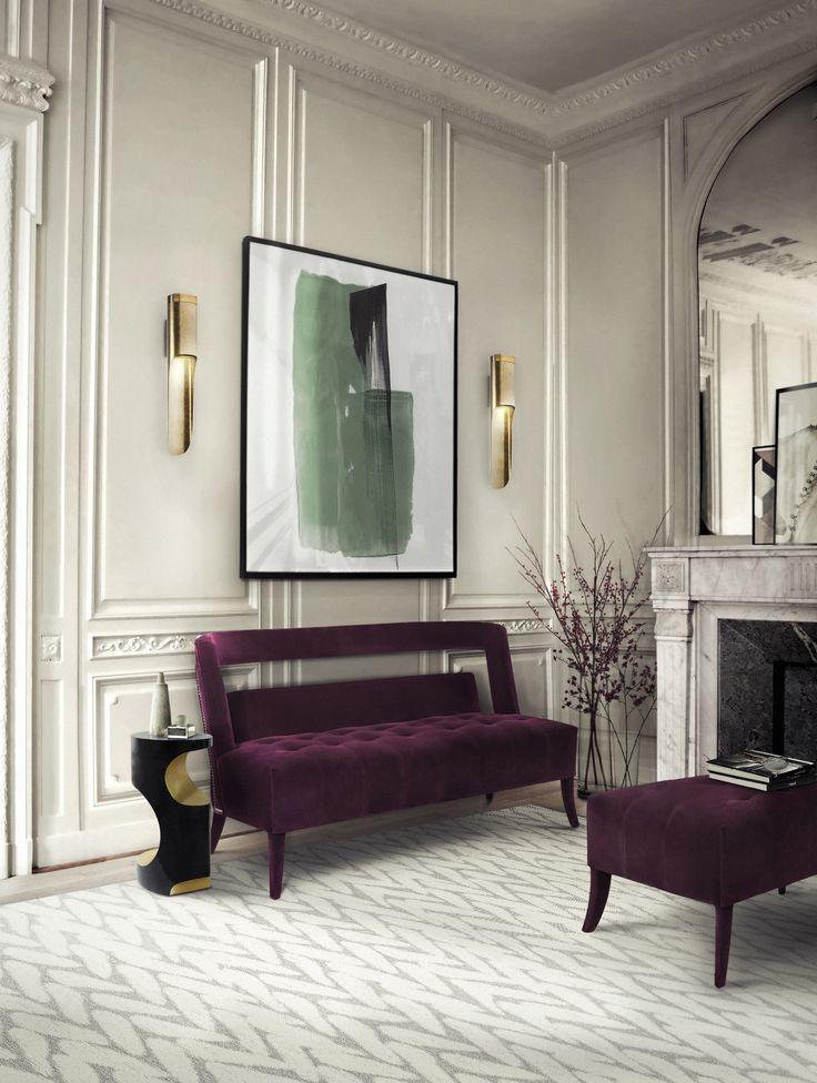 64 best Messing Tische images on Pinterest Contemporary design - Moderne Tische Fur Wohnzimmer