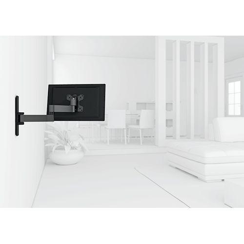 Vogel's WALL 2045 BLACK LED/LCD TV Beugel | TV Muurbeugel