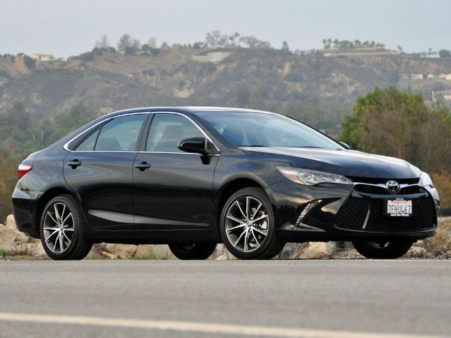 2016 toyota camry xse black charcoal toyota and black. Black Bedroom Furniture Sets. Home Design Ideas